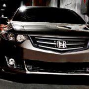 Лампы применяемые в Honda Accord 8 с 2007 года