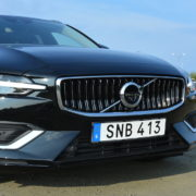 Volvo V60 нового поколения получил ОТТС в России