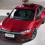 Новый Chevrolet Monza 2019