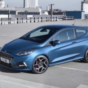 Новый кроссовер на базе Ford Fiesta