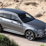 Представлен Mercedes-Benz GLC 2019