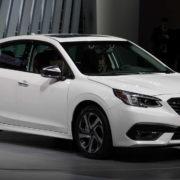 Subaru Legacy вновь получил турбомотор
