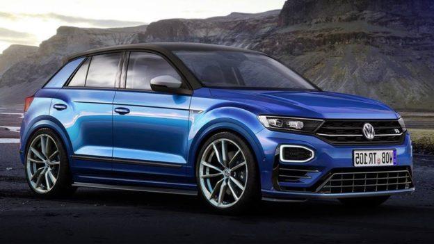 Volkswagen T-Roc R 2019