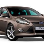 Замена ламп подсветки багажника Ford Focus 3