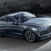 Hyundai Sonata 2019 вызвала ажиотаж