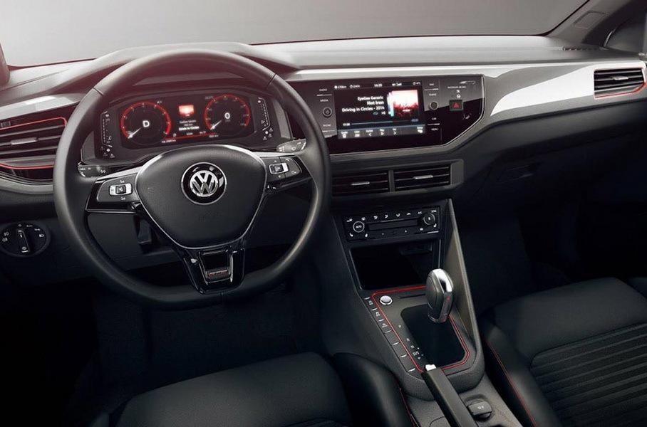 Volkswagen Polo GTS салон