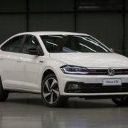Новый Volkswagen Polo GTS