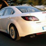 Mazda 6 gh лампы применяемые в автомобиле