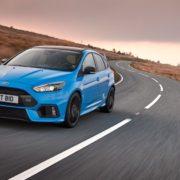 Ford Focus RS 2020 получит электрический привод
