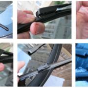 Щетки стеклоочистителя Renault Captur