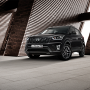 Новая версия Hyundai Creta - Black&Brown