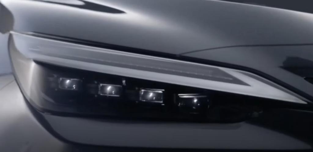 Lexus nx 2 передняя оптика