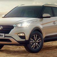 Новая версия Hyundai Creta - Black&Brown