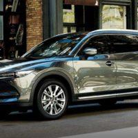 Mazda CX-8 специально для рынка Японии