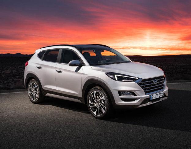 Hyundai Tucson 2018 фото
