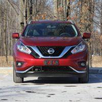 Nissan Murano 2018 - первые фото и информация
