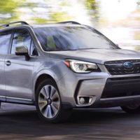 Subaru Forester 2018 - первые фото нового поколения