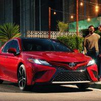 Новая Toyota Camry 2018 для Российского рынка
