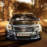 Лампы применяемые в Toyota Avensis T27