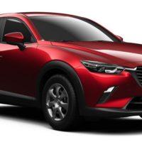 Кроссовер Mazda CX-3 2018