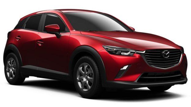 Mazda CX-3 2018 новое поколение