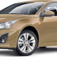 Замена батарейки в ключе Chevrolet Cruze