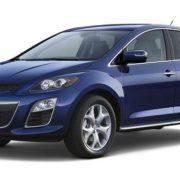 Как заменить лампу противотуманной фары Mazda CX-7