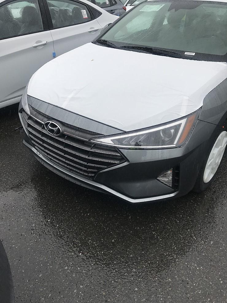 Hyundai Elantra 2018-2019