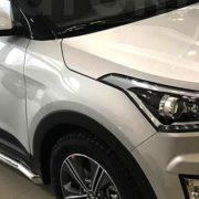 Замена свечей зажигания Hyundai Creta