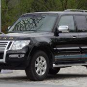 Обновленный Mitsubishi Pajero IV 2019