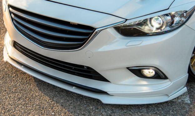 Mazda 6 GJ масло для мкпп