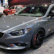 Подбор и замена воздушного фильтра на  Mazda 6 GJ