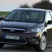 Замена ламп птф Ford Focus 2