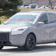 Ford Kuga 2019 - первые фото и информация