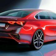 Новый Kia Cerato для китайского рынка