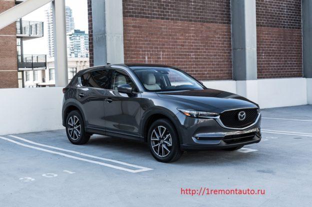 Mazda CX-5 замена салонного фильтра