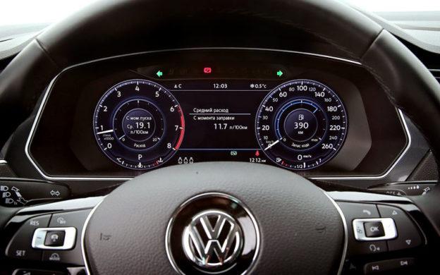 Volkswagen Tiguan 2 межсервисный интервал