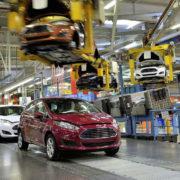 Ford закрывает заводы в Европе