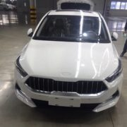 Kia Cerato 2019 для китайского рынка