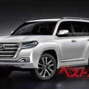Toyota Land Cruiser и Lexus LX 2019-2020