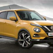 Как выглядит новый Nissan Juke 2020