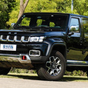 Beijing BJ40 Plus - копия Jeep Wrangler