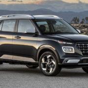 Новый кроссовер Hyundai Venue 2020