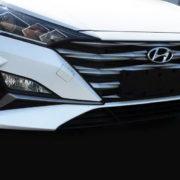 Hyundai Solaris 2020 первые фото