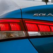 Лампы Hyundai Solaris 2020 -2021